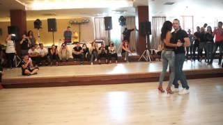Isabelle & Felicien - Kizomba - 3rd Mediterranean Salsa & Kizomba Festival Thessaloniki 2016