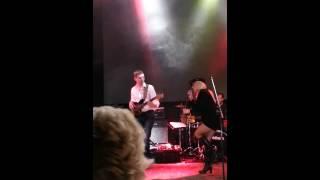Bára Basiková Lucerna music bar 15.4.2014