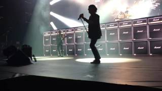 Scorpions - Overkill (Motörhead cover), São Paulo 03/09/2016