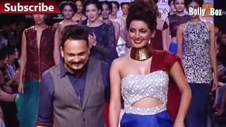 Geeta Basra At The Lakme Fashion Week | Bolly 2 Box