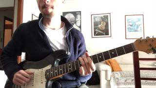 John Mayer - Moving on and the getting over (cover by Francesco Garramone)