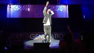 Jacob Latimore Live DJ Fall in Love