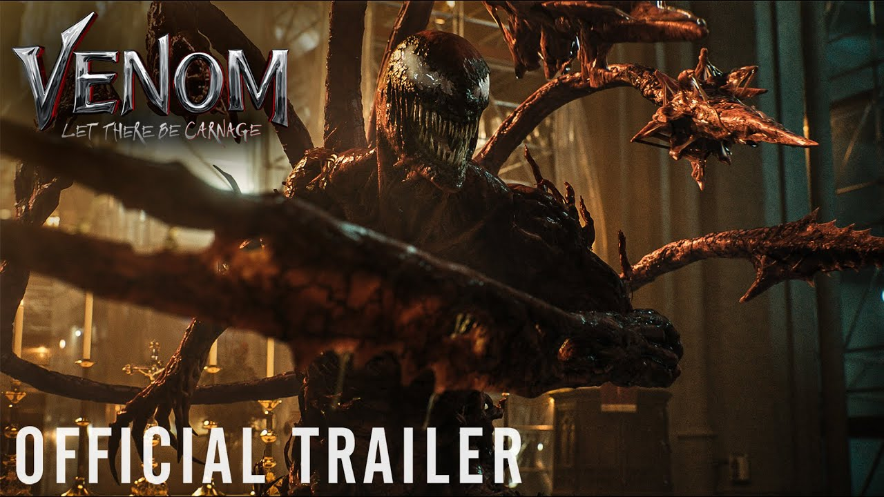 Venom: Let There Be Carnage Trailer thumbnail