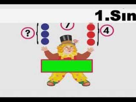 1.Sınıf Matematik Video (F.Cuci)