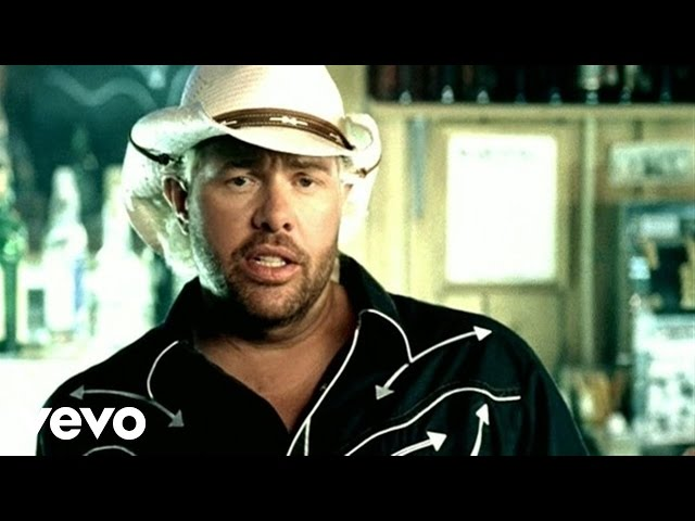 "Vídeo oficial de ""I Love This Bar"" de Toby Keith"