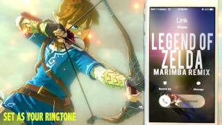 Legend of Zelda Theme Marimba Remix Ringtone