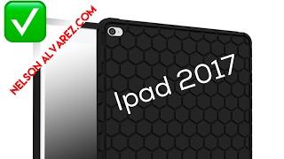 Unboxing una funda para el nuevo Ipad 2017