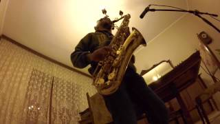 [Tenor Sax] Titanium - David Guetta ft. Sia - Sheet Music Cover
