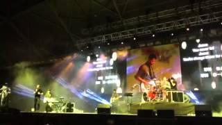 Worship in Singapore ( Pastor Banda)