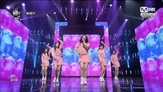 "Live HD | 150226 여자친구 ""유리구슬 (Glass Bead)"" @ MNET 엠! 카운트다운"