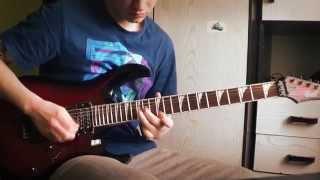 Megadeth - Symphony of Destruction COVER