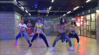 Zumba Kamelia - Amor Radio Edit - Zumba Choreography by ShinDong