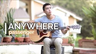 Anywhere - Passenger (Fingerstyle Guitar Cover by Michael Xu)