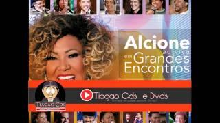 Baixar Novo [CD] Alcione - Ao Vivo Em Grandes Encontros - 2015 - Tiagaocds