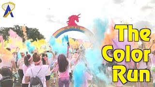Get colorful during The Color Run Dream Tour 2017
