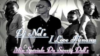 Dj Nel's - I Love Funana Spéciale Da Sweety Doll'z