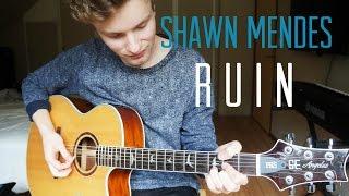 Shawn Mendes - Ruin - Guitar Cover | Mattias Krantz