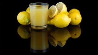 Le célèbre programme citron pour perdre du poids rapidement