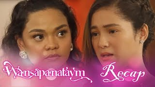 Wansapanataym Recap: Pia and Upeng switch back to their bodies for a short time - Episode 8