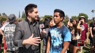 Chad Jaxon Perez talks Vine Meet Up and more