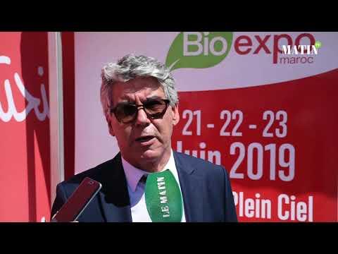 Video : Bio Expo 2019 : Déclaration de Slim Kabbaj, président de CEBio