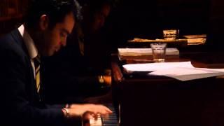 """Fabiano """"Red"""" Pellini - live @ Gregory's Jazz Club - Roma"""