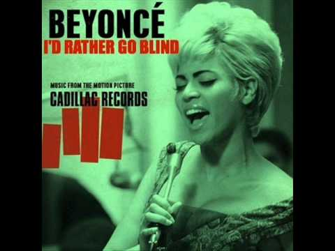Beyonce - I\'d Rather Go Blind [Instrumental] + Lyrics + Download ...