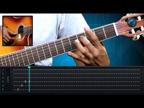 Técnica de Trêmolo - Aula de Violão