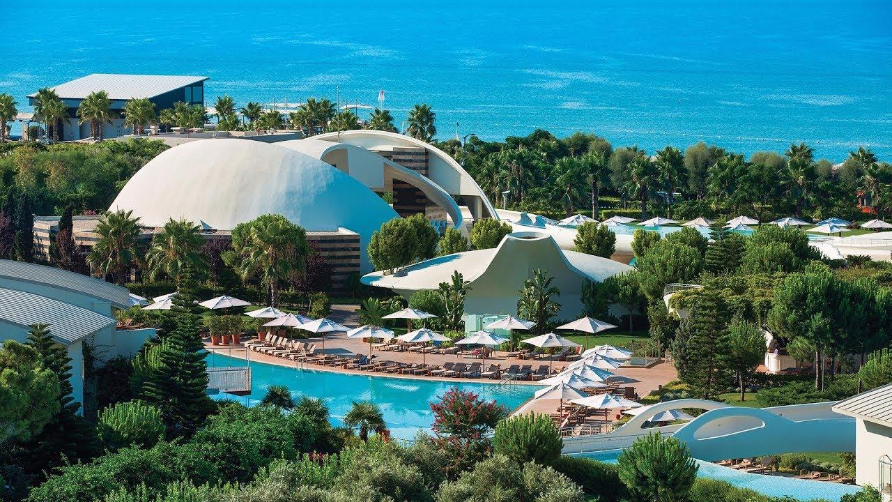 Hotel Cornelia Diamond Golf Resort & Spa Turcia (3 / 41)