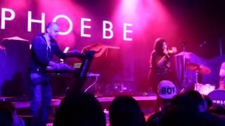 Phoebe Ryan - Chronic (Live NYC 3/25/15)