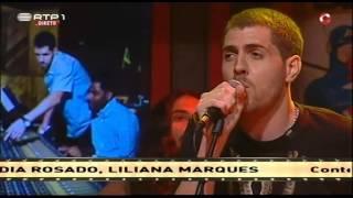 Richie Campbell 'Best Friend' - Luís Filipe Borges - 5 Para a Meia-Noite