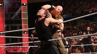 The Shield vs. The Wyatt Family: Raw, May 5, 2014 width=