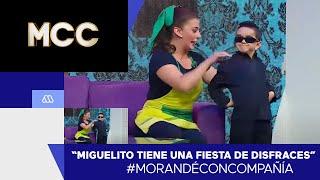Miguelito va a una fiesta de disfraces - Morandé con Compañía