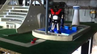 CUSTOM VIDEO MAZINGA Z