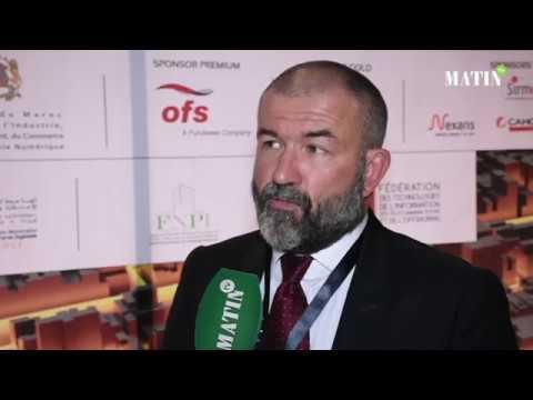Video : Symposium de la Fibre optique et des Bâtiments connectés : Déclaration de Vincent Poujol