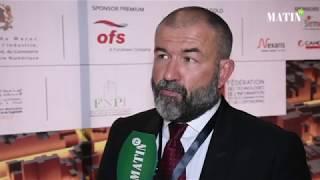Symposium de la Fibre optique et des Bâtiments connectés : Déclaration de Vincent Poujol