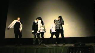 "5Elements - Stay (Dance cover) MBLAQ - Hanguk Festival ""Fanclub Event"""