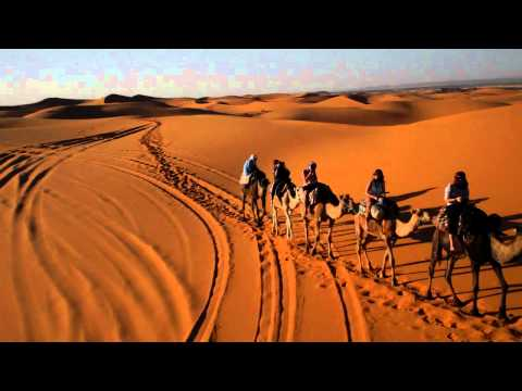 Saharan Camel Train Oct 2012 HD LMRH