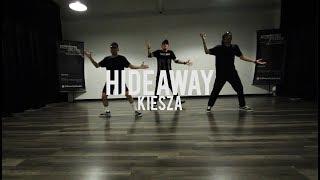 Hideaway - Kiesza | Beginner Class | Faruq Suhaimi Choreography