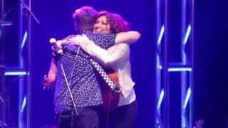 American Idol 13 - Story of My Life - Alex Preston Feat Jo Dee Messina - Hometown Visit - Durham NH