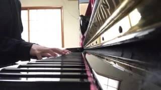 「Cosmic Explorer」Perfume ピアノ