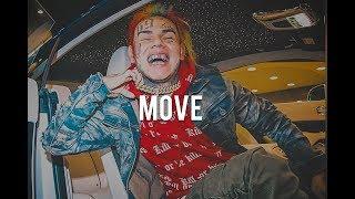 "(FREE) 6IX9INE Type Beat 2018 - ""MOVE ""  | Free Type Beat | Rap/Trap Instrumental 2018"