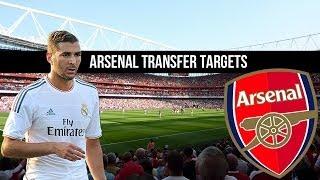 Arsenal Transfer Targets - #1 Karim Benzema