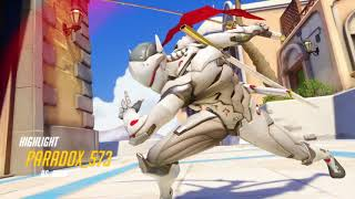 #1 Genji gets Nihon Skin After 1 year