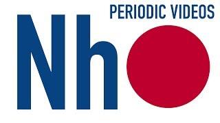Nihonium (NEW ELEMENT) - Periodic Table of Videos