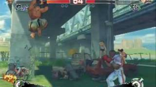 Marn (Dudley) vs Umeshoryu (Ryu) @ MWC 2010