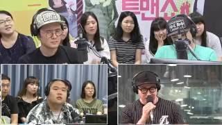 [SBS]윤형빈양세형의투맨쇼,사랑하는 그대에게, 더 원 라이브
