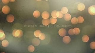 Timothy Bloom- 'Til the end of time