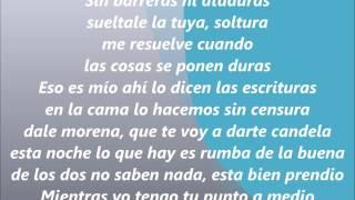 Zion & Lennox Tuyo y Mio letras