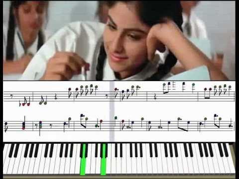 Pehla Nasha Piano Cover Chords - Chordify